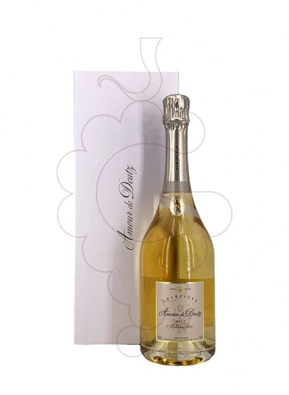 Photo Deutz Amour  sparkling wine