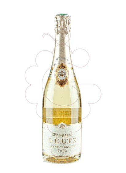 Photo Deutz Blanc de Blancs Millesime sparkling wine