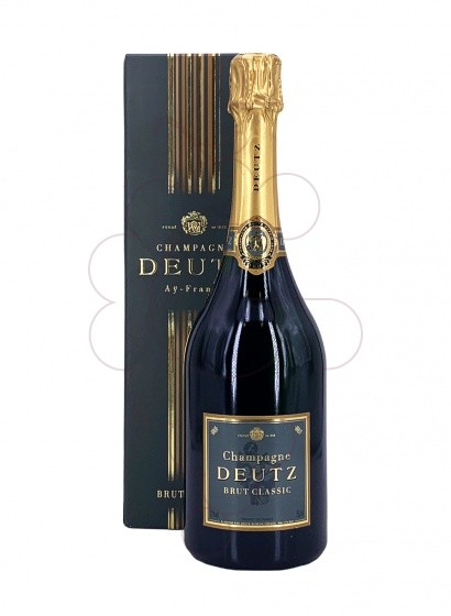 Photo Deutz Brut Classic sparkling wine