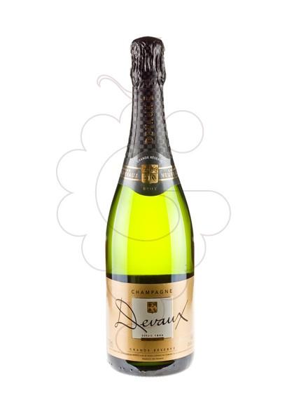 Photo Devaux Grande Réserve Brut sparkling wine