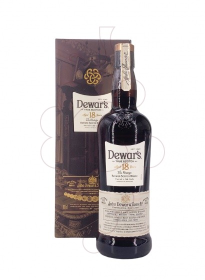 Photo Whisky Dewar's 18 Founders Reserve