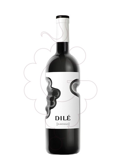 Photo Dilé Rosso red wine