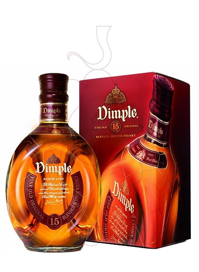 Photo Whisky Dimple 15 Years