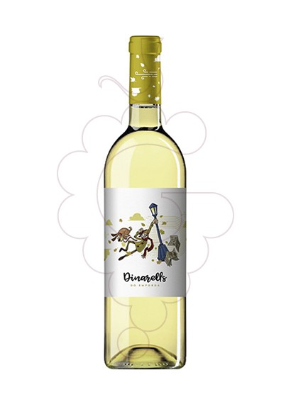 Photo Dinarells Blanc  white wine