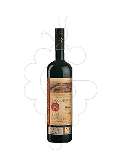 Photo Dios Baco P.X Imperial VOS fortified wine
