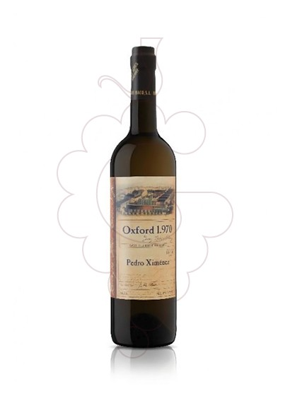 Photo Dios Baco P.X. Oxford (mini) fortified wine