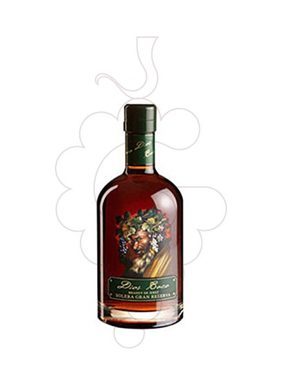 Photo Brandy Dios Baco Solera Gran Reserva