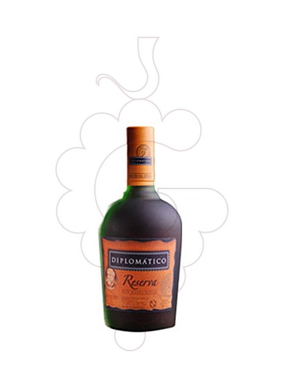Photo Rum Diplomático Reserva
