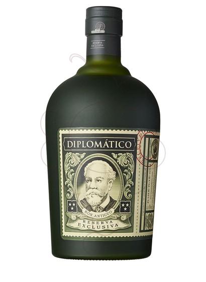 Photo Rum Diplomático Reserva Exclusiva