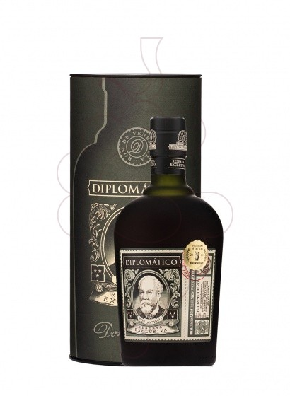 Photo Rum Diplomático Reserva Exclusiva