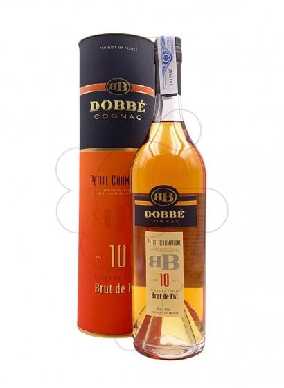 Photo Cognac Dobbé Brut de Fût 10 Years