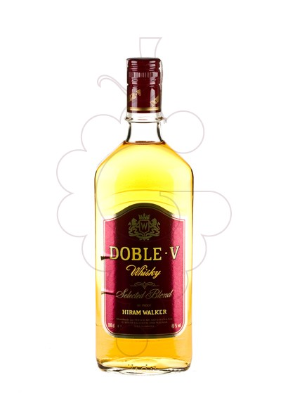 Photo Whisky Doble V