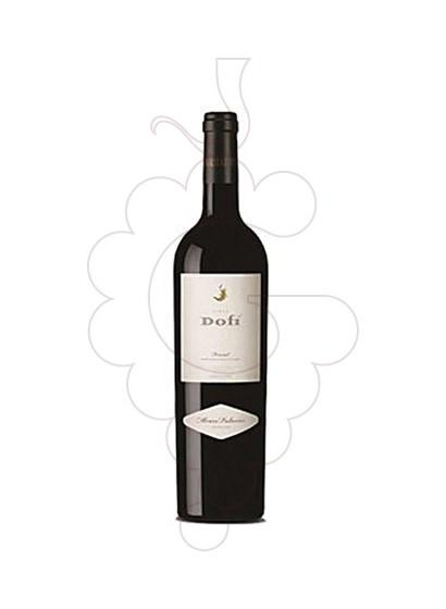 Photo Dofí red wine