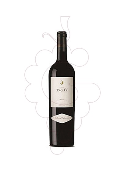 Photo Dofí Magnum red wine
