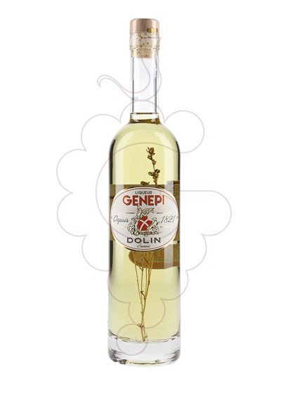Photo Aguardiente Dolin Genepi