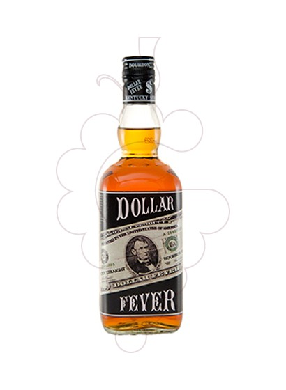 Photo Whisky Dollar Fever Bourbon