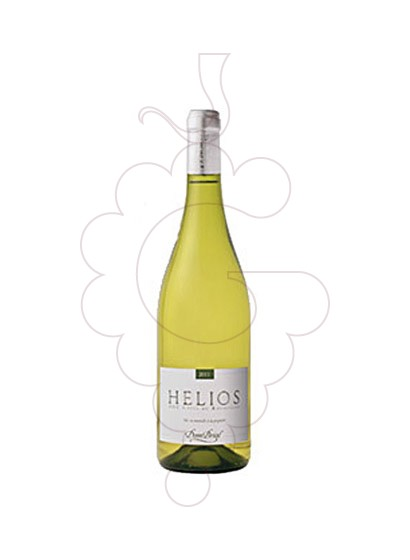 Photo Dom Brial Helios Blanc white wine