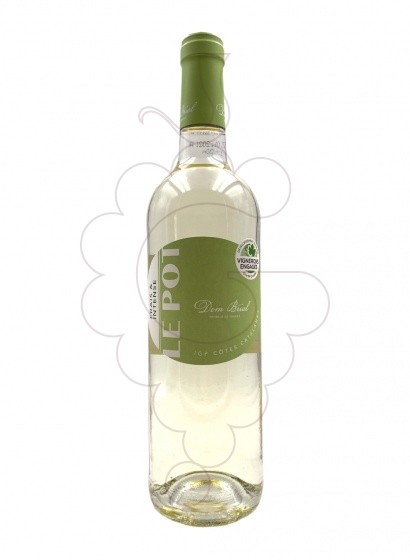 Photo Dom Brial Le Pot Muscat Sec white wine