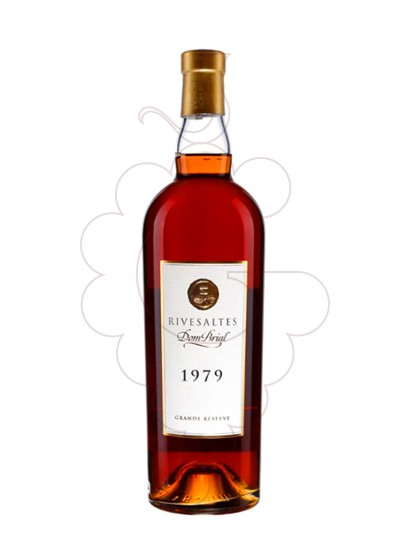 Photo Dom Brial Rivesaltes fortified wine
