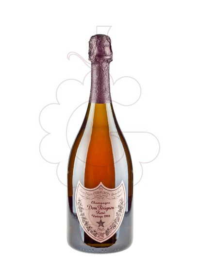Photo Dom Perignon Rose Vintage sparkling wine