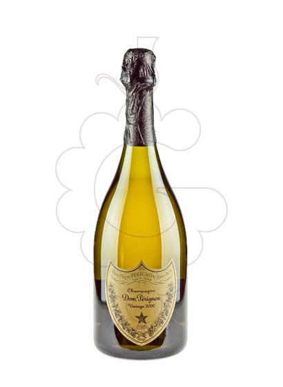 Photo Dom Perignon Vintage sparkling wine