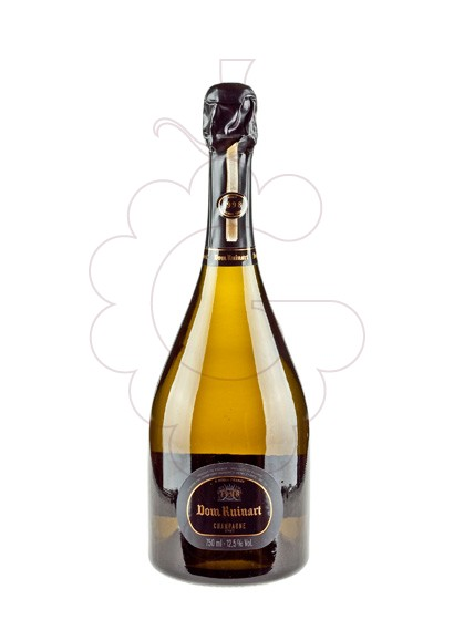 Photo Dom Ruinart Blanc de Blancs sparkling wine