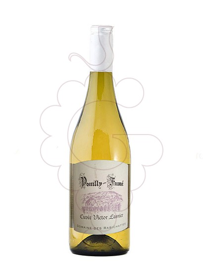 Photo Domaine des Rabichattes Cuvee Victor Lasnier white wine