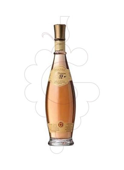 Photo Domaines Ott Ch. de Selle Magnum rosé wine