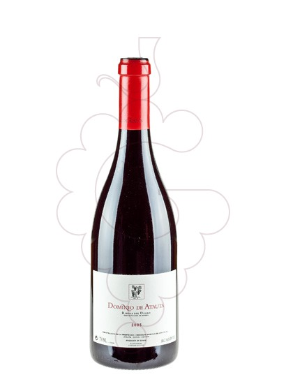 Photo Dominio de Atauta red wine