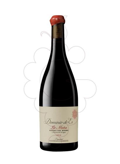 Photo Dominio de Es la Mata red wine