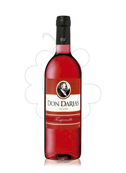 Photo Don Darias Rosat rosé wine