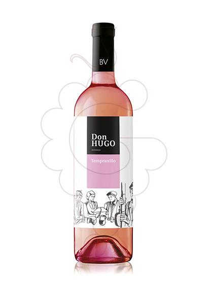 Photo Don Hugo Rosat rosé wine