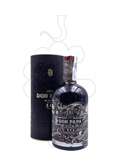 Photo Rum Don Papa 10 Years