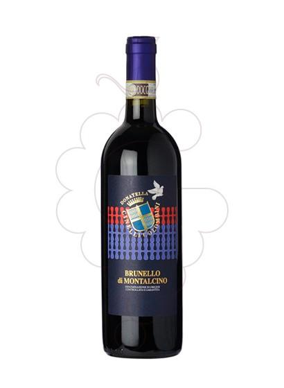 Photo Donatella Cinelli Colombini Brunello di Montalcino red wine