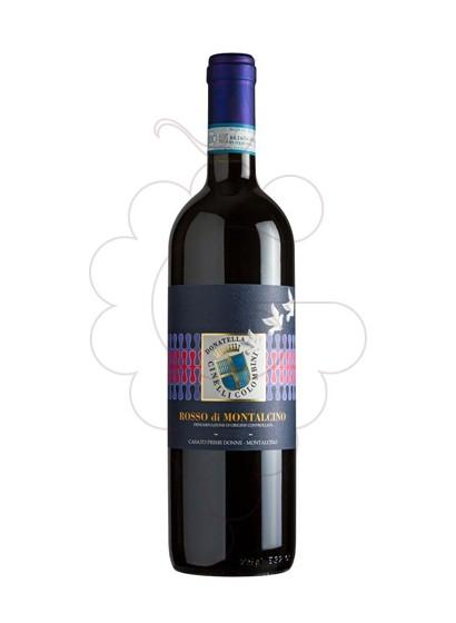 Photo Donatella Cinelli Colombini Rosso di Montalcino red wine