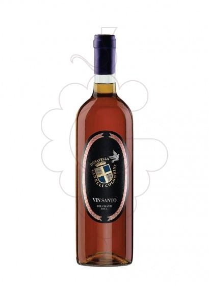 Photo Donatella Cinelli Colombini Vin Santo red wine