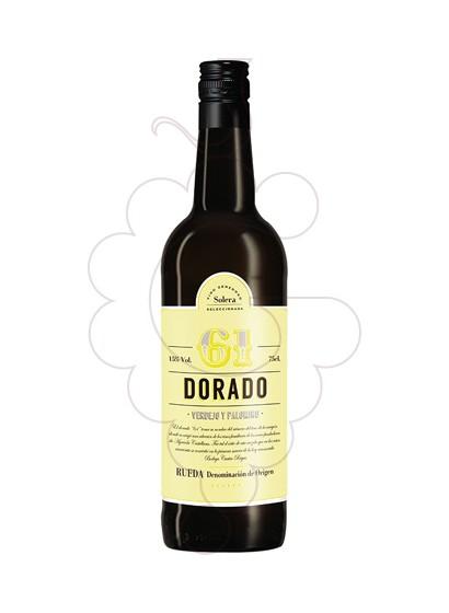 Photo Dorado 61 Solera fortified wine