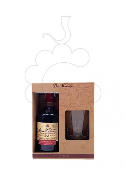 Photo Rum Dos Maderas Añejo 5+3