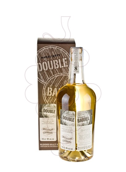 Photo Whisky Double Barrel