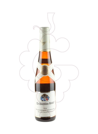 Photo Dr. Bürklin-Wolf Wachenheimer Goldbächel Beerenauslese white wine