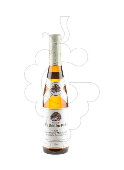 Photo Dr. Bürklin-Wolf Wachenheimer Mandelgarten Scheurebe Beerenauslese white wine