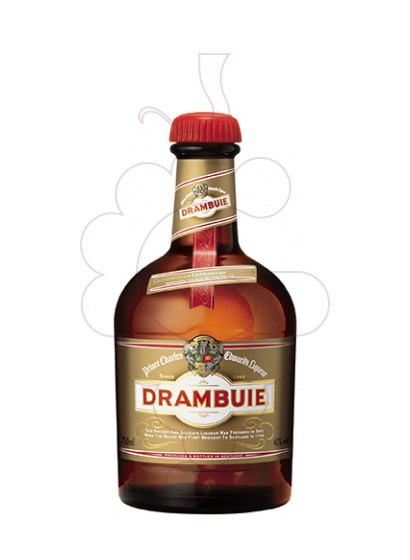 Photo Liqueur Drambuie (mini)