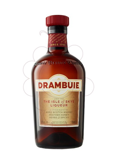 Photo Liqueur Drambuie