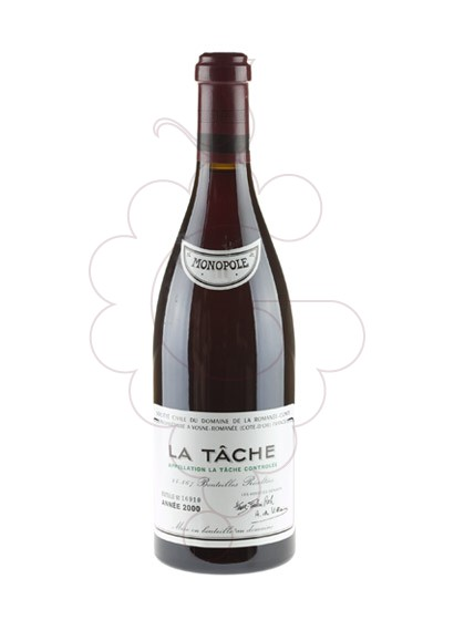Photo DRC La Tache  red wine