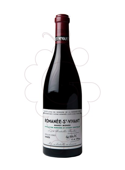 Photo DRC Romanee - St. Vivant  red wine