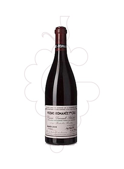 Photo DRC Vosnee Romanee  red wine