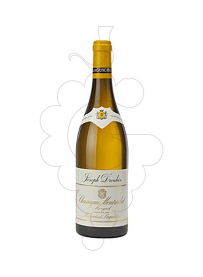 Photo Drouhin Chassagne Montrachet Morgeot  white wine