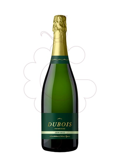 Photo Dubois Gran Cremat Semi sparkling wine