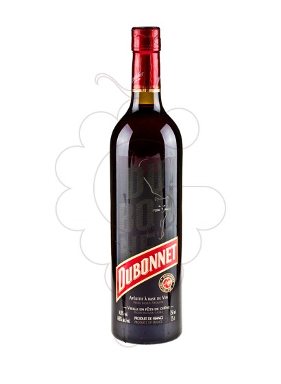 Photo Aperitif wine Dubonnet