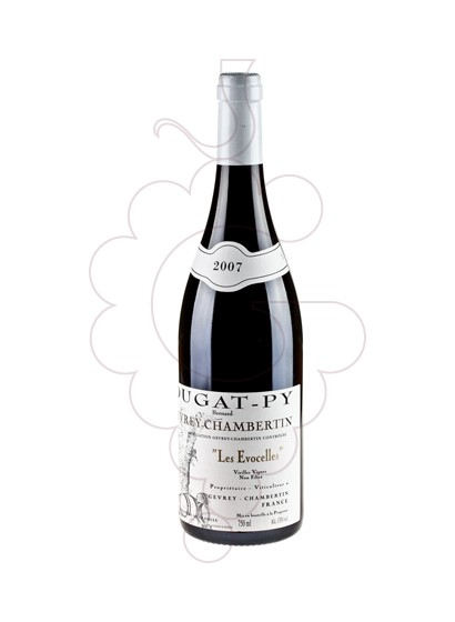 Photo Dugat-Py Gevrey-Chambertin Les Evocelles  red wine